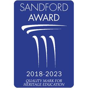 A Sandford Award logo