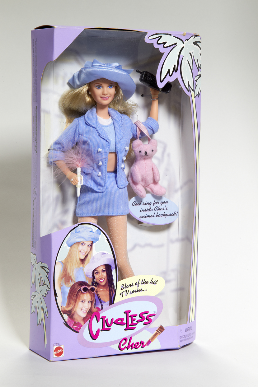 Cher doll from Clueless