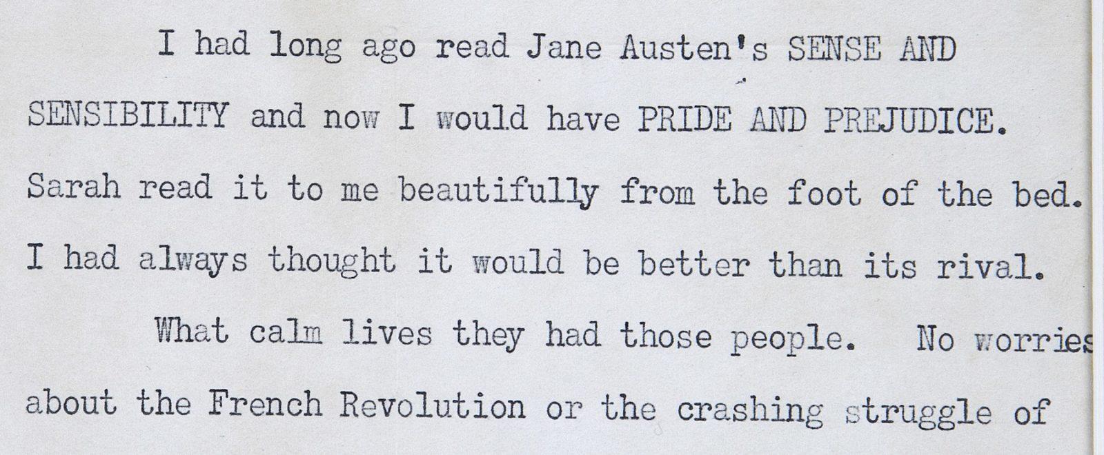 Winston Churchill memoir extract
