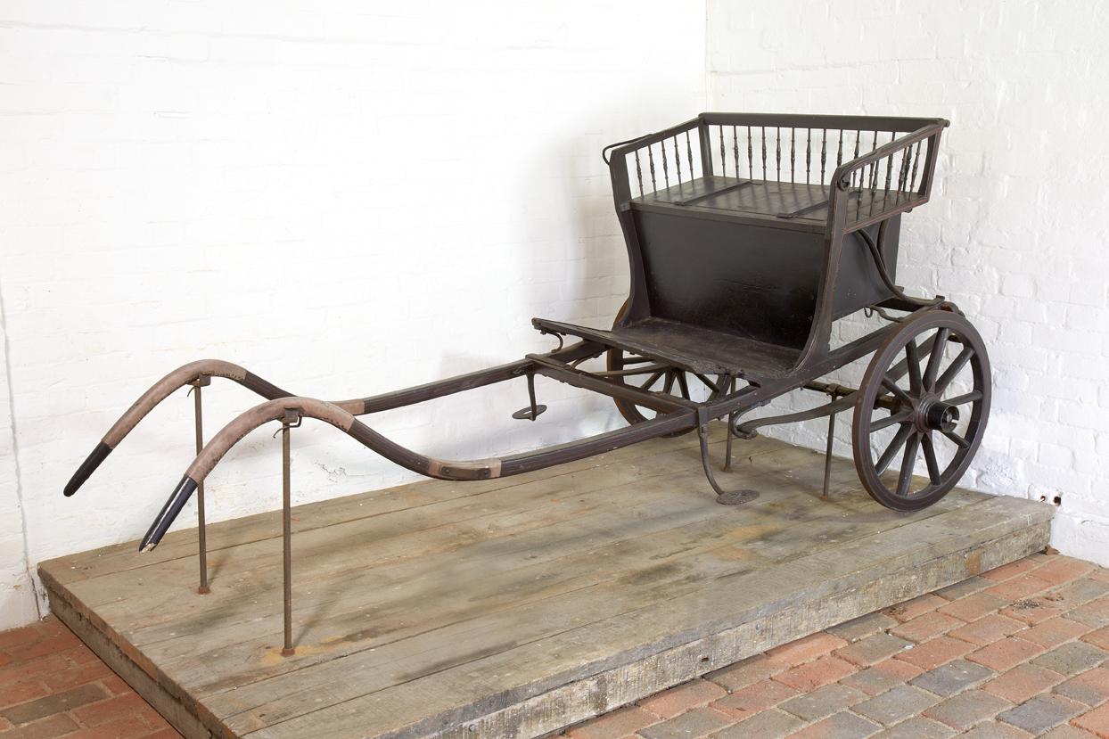 Jane Austen's donkey carriage