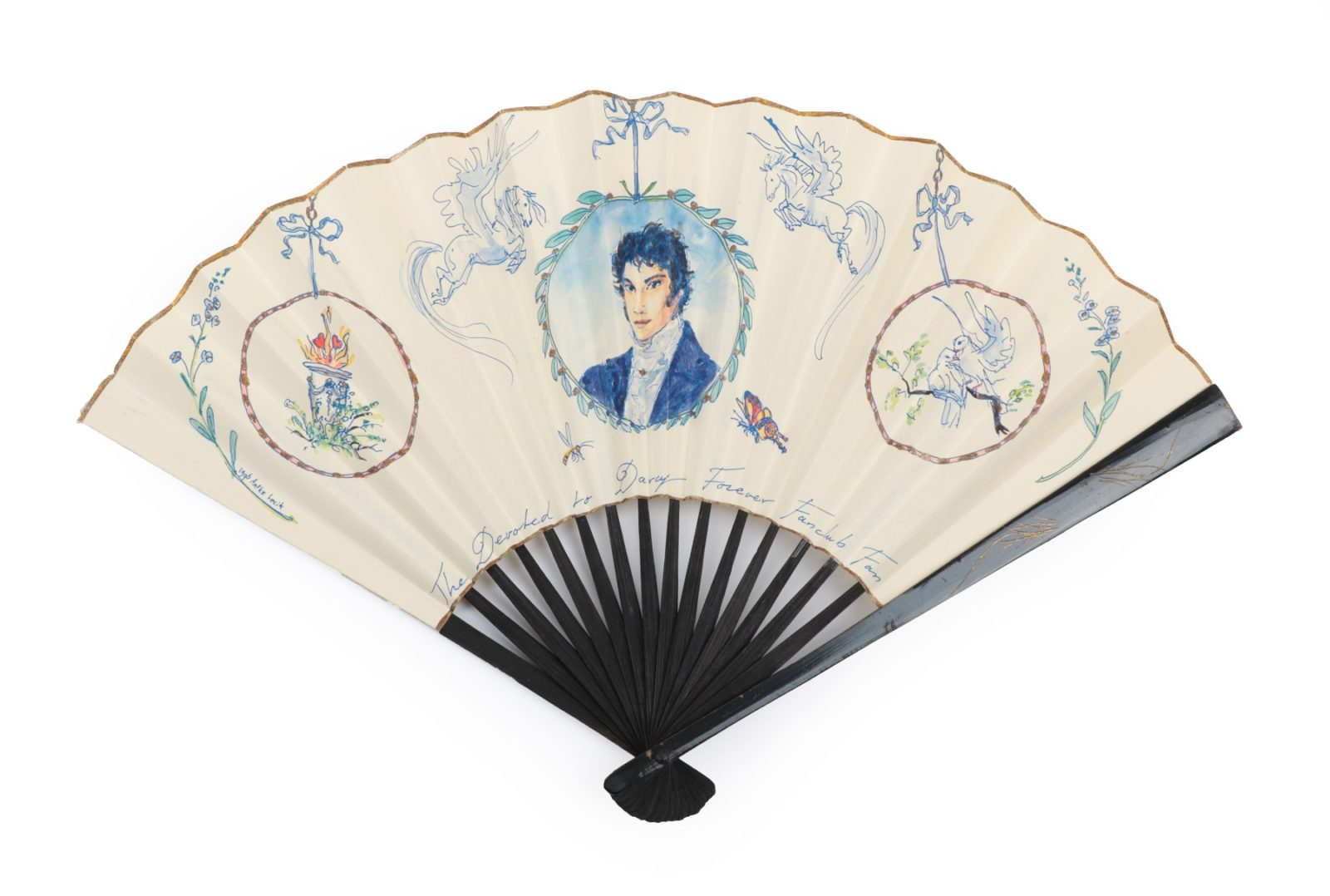 The Mr Darcy Forever Fanclub Fan