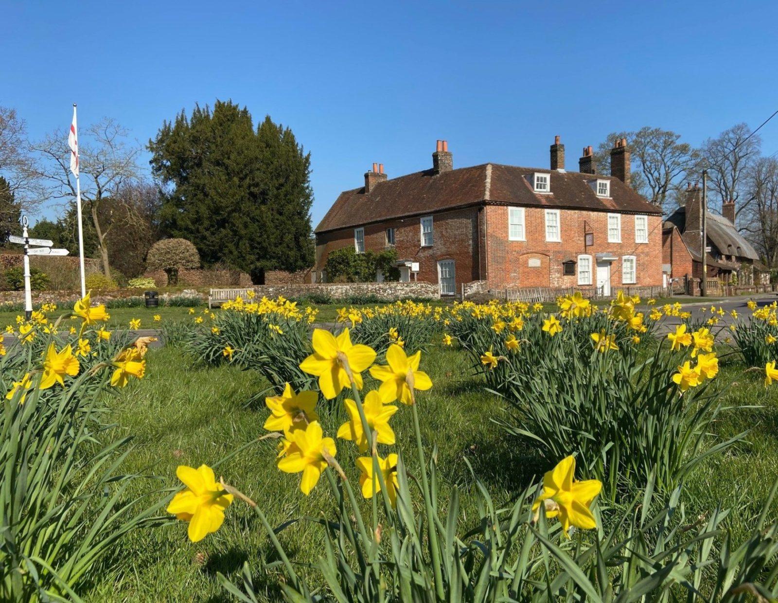 Jane Austen's House Survival Appeal