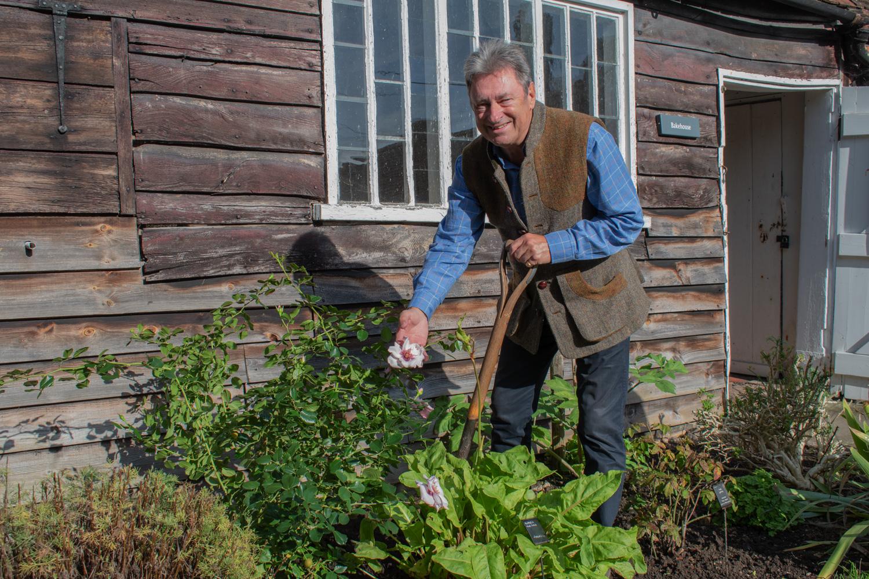 Alan Titchmarsh Chawton Cottage Rose 2019