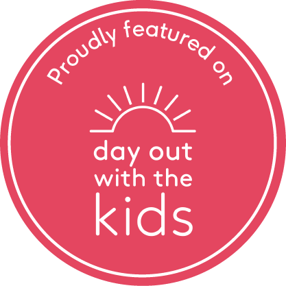 Your Day Out With The Kids Badge