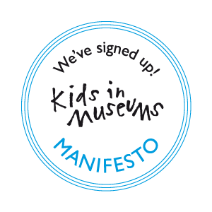 Jane Austen's House have signed up with Kids in Museums Manifesto