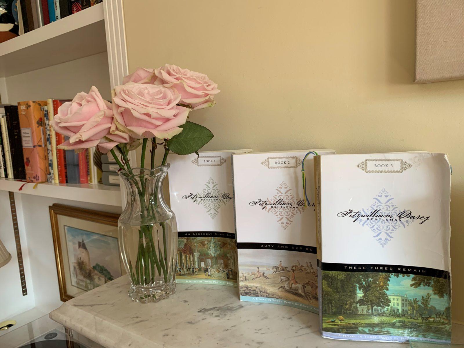 Pamela Aidan's Fitzwilliam Darcy trilogy
