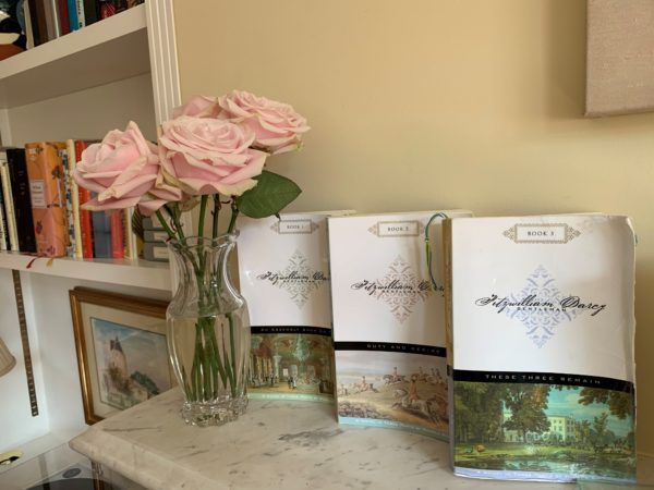 Pamela Aidan's Fitzwilliam Darcy trilogy