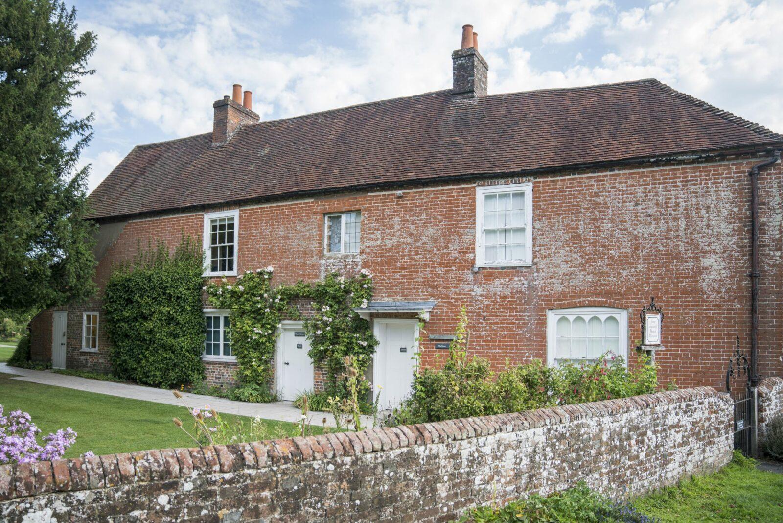 CHAWTON, UNITED KINGDOM - AUGUST 25: Jane Austen's House Museum. Rob Stothard for Jane Austen's House Museum