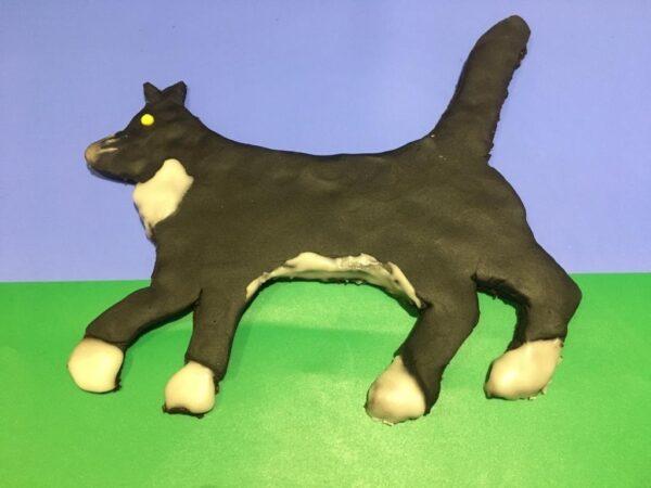 """""""Museum Cat"""" by Jo Reynolds"""