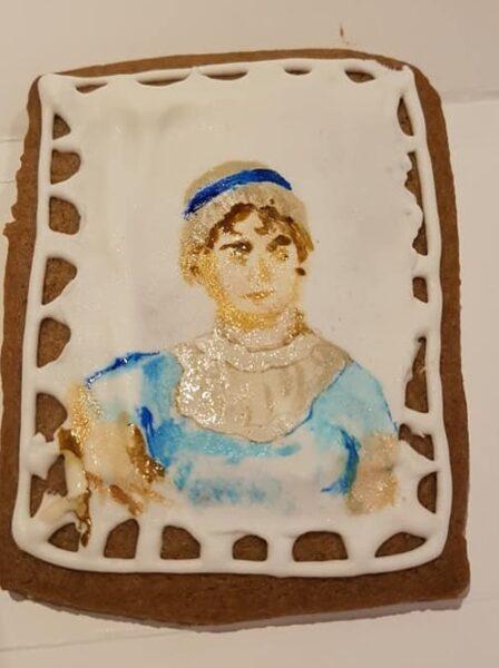 """Jane Austen"" by Jill Pretorius"