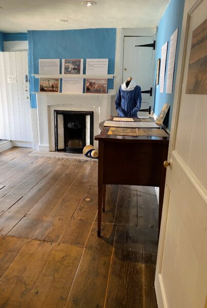 The Courtyard Gallery at Jane Austen's House